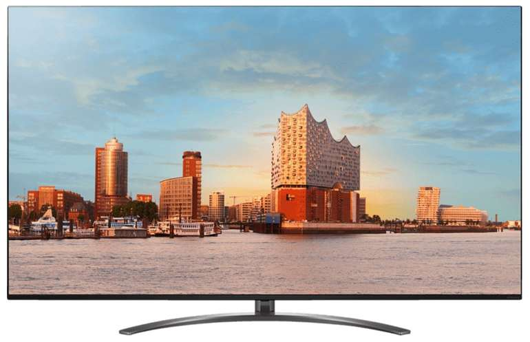 "LG 75SM9000PLA - 75"" NanoCell UHD 4K Smart TV (TM200, 100Hz, Triple Tuner) für 1.799€ (statt 2.028€)"