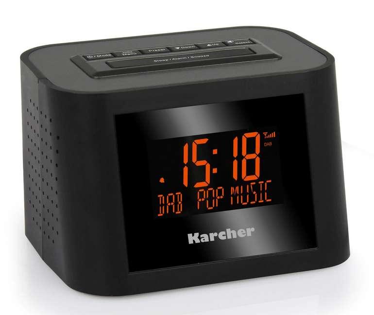 Karcher DAB 2420 Radiowecker DAB+ für 39,99€inkl. Versand (statt 51€)
