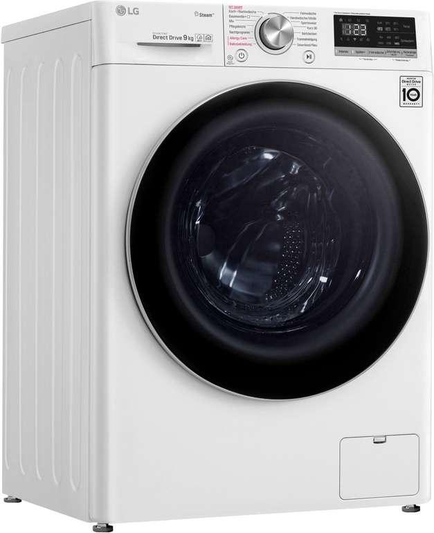 LG F4WV409S1 Serie 4 Waschmaschine (9kg) mit A+++ für 332,10€ inkl. Versand (statt 439€)