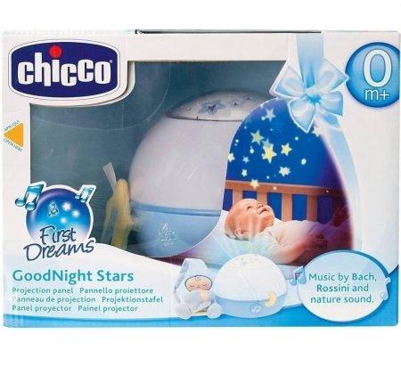 Chicco Sternenhimmel Projektor in blau für 20,24€ inkl. VSK (statt 29€)