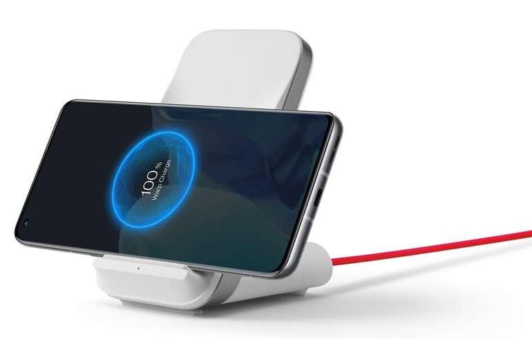 OnePlus Warp Wireless Supercharger 50 für 55,95€ inkl. Versand (statt 68€)