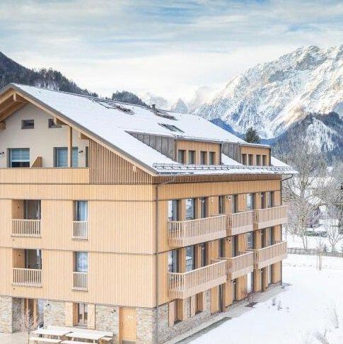 Oberösterreich: 3 ÜN im 4* ALPRIMA Aparthotel Hinterstoder inkl. Fitness- und Saunabereich für 98€ pro Person