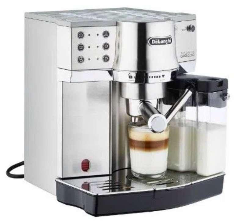 De'Longhi EC 860.M Cappuccino- und Espressomaschine für 269,95€ inkl. Versand (statt 293€)