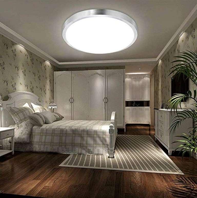 Hengda LED Deckenleuchte mit 1350 Lumen (15 Watt, A++) für 13,29€ inkl. Prime