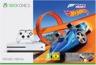 Xbox One S 500GB Forza Horizon 3 Hot Wheels + FIFA18 + 2. Controller 249€
