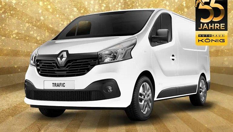 Renault Trafic Kasten 2.8 Energiy dci 95 L1H1 Leasing 3