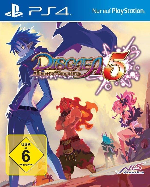 Konsolenschnäppchen bei Otto - z.B. Disgaea 5 (PS4) für 12,99€ inkl. Versand
