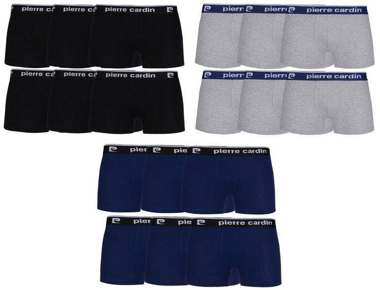 6er-Pack Pierre Cardin Herren-Boxershorts für 24,99€ inkl. Versand