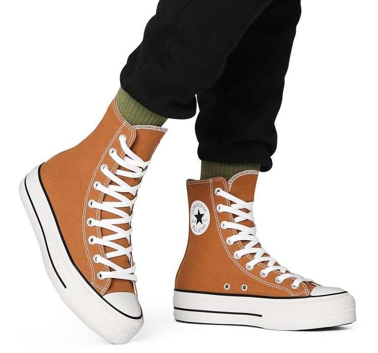 Converse Extra High Platform Chuck Taylor All Star High Top Sneaker für 42,49€ (statt 63€)