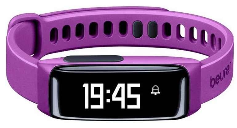 Beurer AS 81 Fitness-Tracker in lila für 9,99€ inkl. Versand (statt 18€)