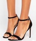 Asos Schuhe im Sale mit bis zu 50% Rabatt - z.B. Absatz Sandalen Nude nur 9,99€