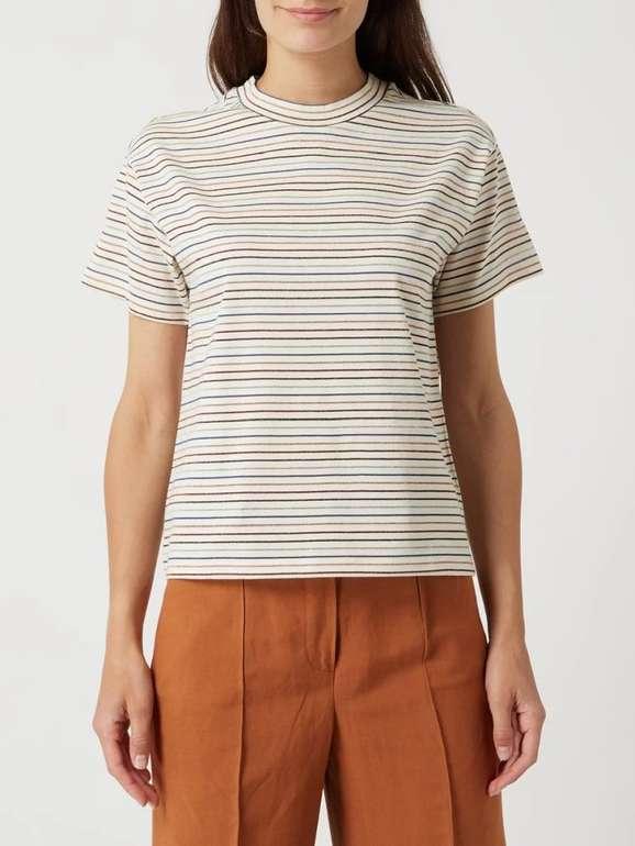 Jake*s Casual Damen T-Shirt mit Effektgarn für 12,99€ inkl. Versand (statt 20€)