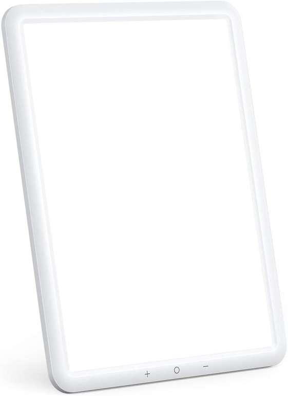 TaoTronics dimmbare Tageslichtlampe (10000 Lux, Timer) für 15,99€ inkl. Versand (statt 40€)