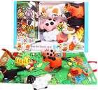 Sikaini 3D Baby Stoffbuch mit Tieren für je nur 17,99€ inkl. Versand (statt 30€)