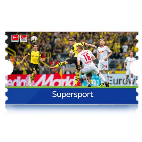Sky SuperSport-Ticket (Bundesliga, Champions League, Formel 1) bis 30. Juni 40€