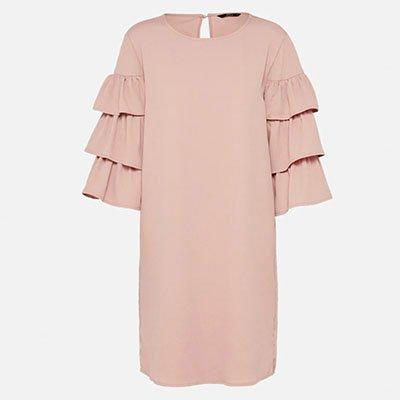 Only Kleid 'Caroline 3/4 ' in 2 Farben je 8,91€ inkl. Versand (statt 25€)