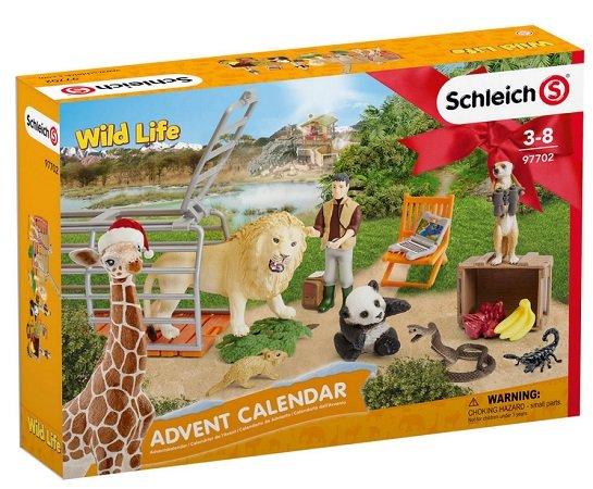 """Schleich """"Wild Life 2018"""" Adventskalender für nur 15,99€ (statt 27,95€)"""
