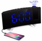 SKM Projektionswecker mit FM Radio und Snooze Funktion für 14,49€ inkl. Prime