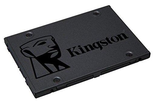 Kingston SSD A400 120GB SSD für 19€ inkl. Versand (statt 24€)