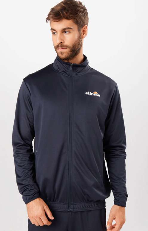 "Ellesse Sport-Shirt ""Marzo Track"" in navy für 26,94€inkl. Versand (statt 50€)"