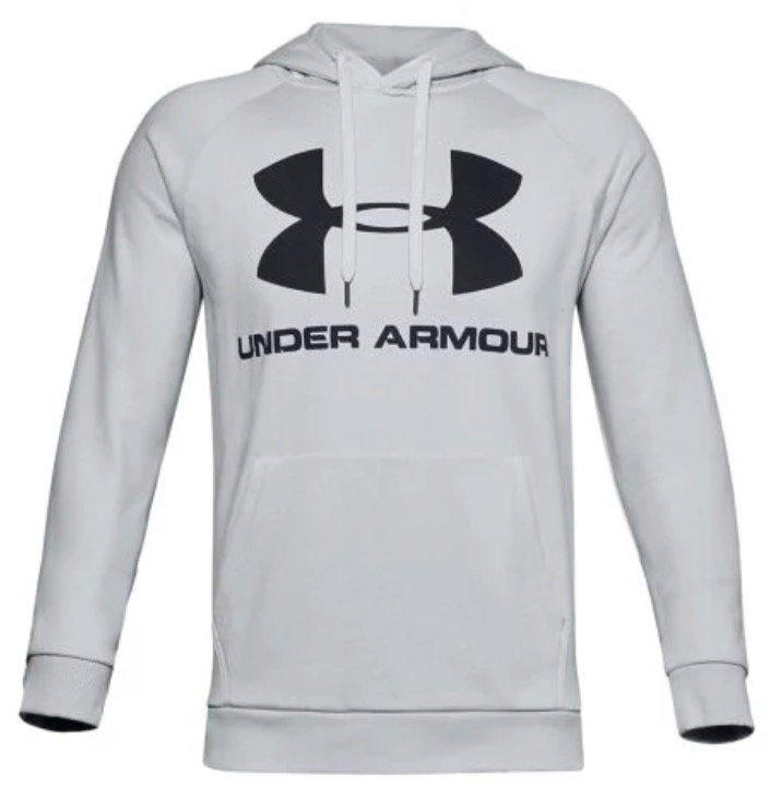 2x Under Armour Kapuzenpullover Sportstyle Rival Fleece Hoody für 49,95€ inkl. Versand (statt 66€)