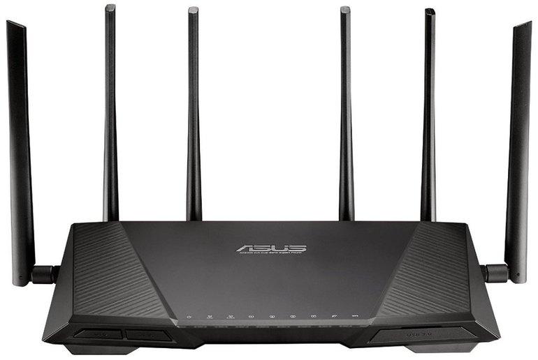 Asus RT-AC3200 Triband Gigabit WLAN Router nur 177,21€ inkl. Versand