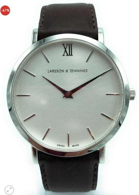 Larsson & Jennings Armbanduhren für je 29,95€ inkl. Versand (statt 45€)