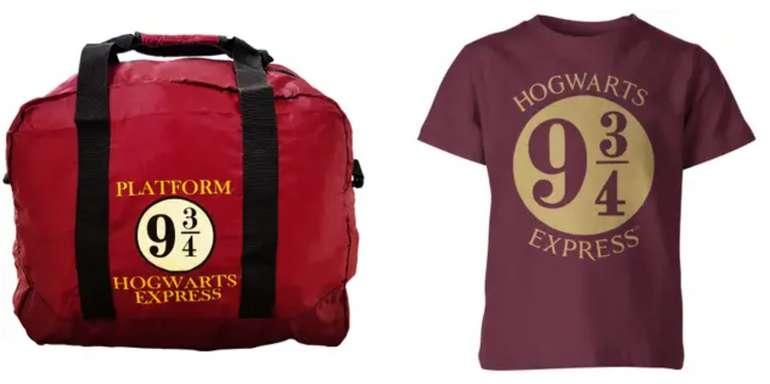 Harry Potter Bundle aus T-Shirt und Tasche für 19€ inkl. Versand (statt 25€)