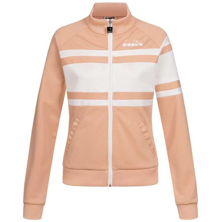 Diadora 80s Bold Damen Jacke (versch. Farben) für je 26,94€ inkl. Versand (statt 48€)
