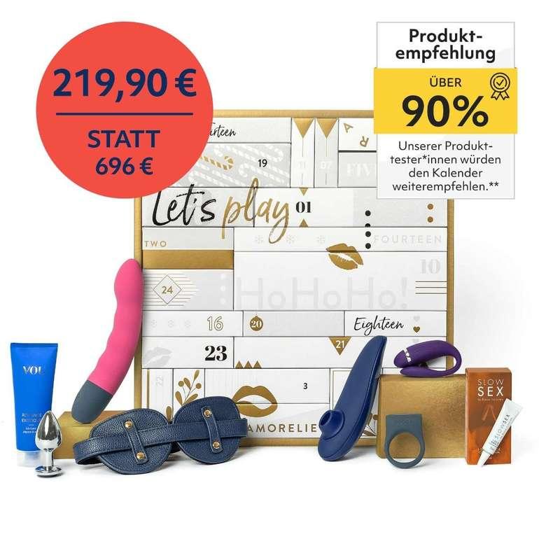 Amorelie Luxury Adventskalender 2020 für 119,90€ inkl. Versand (statt 220€)