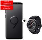 Galaxy S9 + Gear S3 Frontier + o2 Free M (10 GB, Allnet, SMS-Flat) je 29,99€ mtl