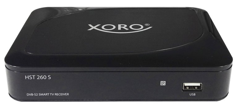 Xoro Smart TV Box HST 260 S Streaming Client für 59,90€ inkl. VSK (statt 83€)