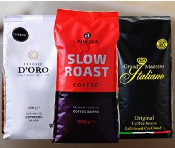 3 + 1 gratis Aktion bei KaffeeVorteil - 3 Packungen Kaffee kaufen und 1 Packung gratis dazu bekommen