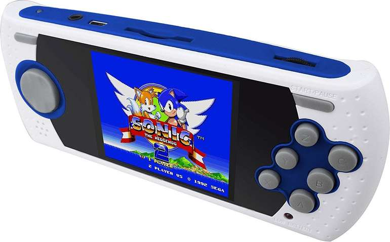 Sega Genesis Ultimate Spielkonsole mit 85 Spielen für 34,07€ inkl. (statt 64,99€)