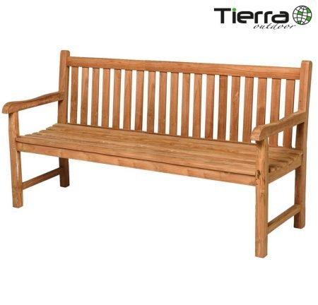 Teak Cordoba Gartenbank (3-Sitzer) für 148,90€ inkl. Versand (statt 199€)