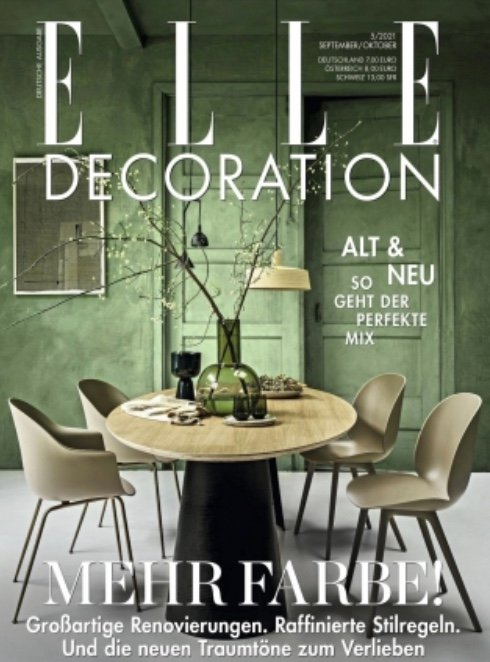 ELLE Decoration im Halbjahresabo für 7,50€ (statt 22,50€)