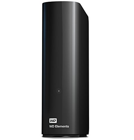WD Elements Desktop - Externe Festplatte (HDD) mit 8TB Speicher für 141,55€