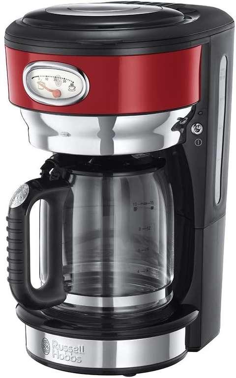 Russell Hobbs 2170 Retro Classic Kaffeemaschine für 44,94€ inkl. Versand (statt 59€)