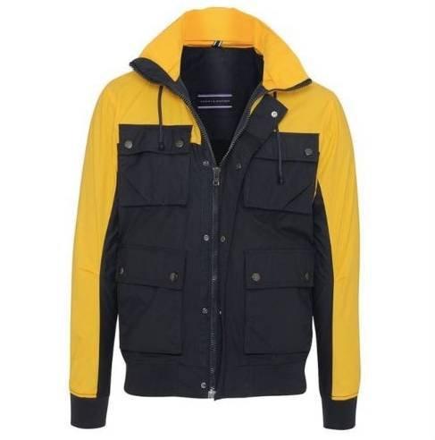 Tommy Hilfiger Sander Block Color Field Jacket für 29,95€ (statt 164€)