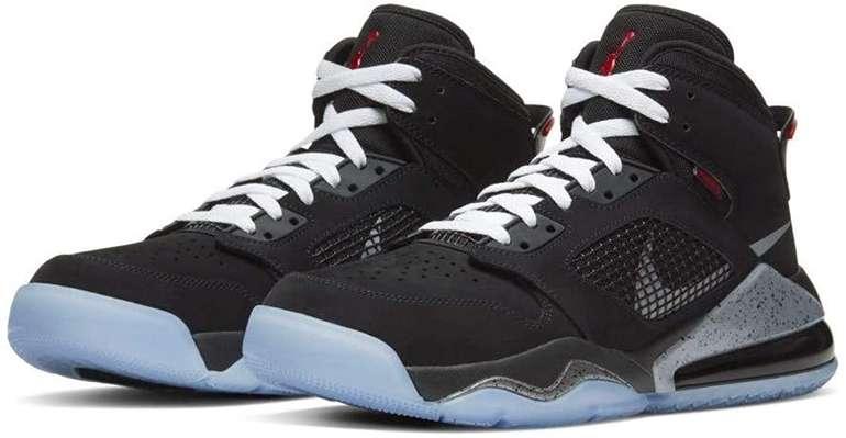 Nike Jordan Mars 270 Black/Reflect Silver/Fire Red/White Sneaker für 78,38€ (statt 104€)