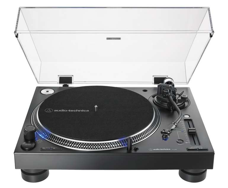 Audio-Technica AT-LP140XP in schwarz für 328,74€inkl. Versand (statt 399€)