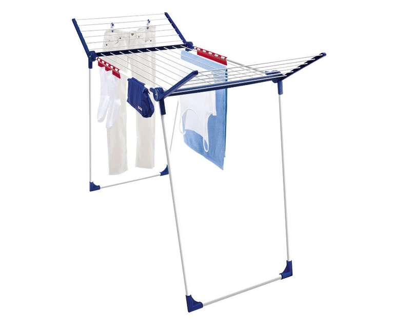 Leifheit Pegasus 180 Plus Wäscheständer für 24,36€ inkl. Versand (statt 42€)