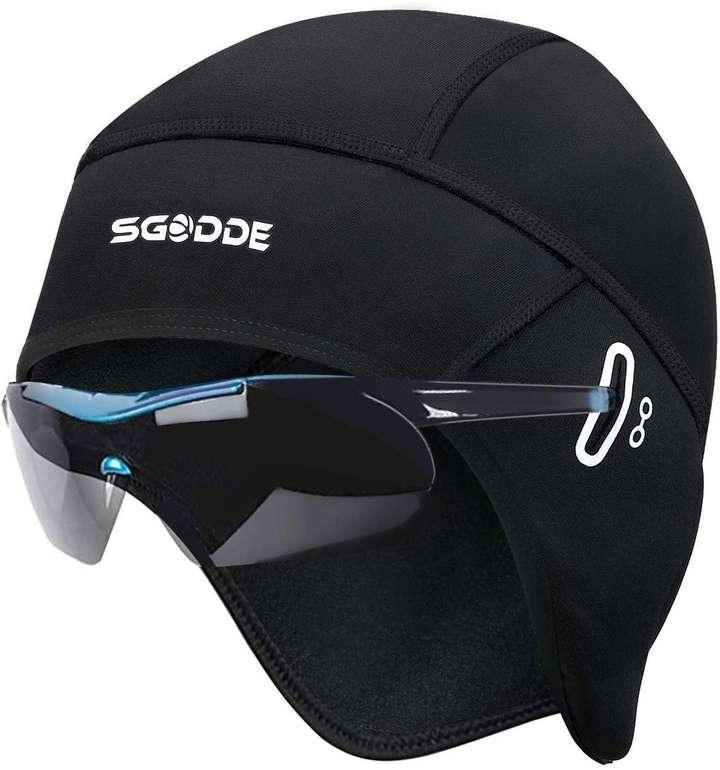 Sgodde Wintermütze für Helme in 2 Farben für je 7,79€ inkl. Prime Versand (statt 13€)