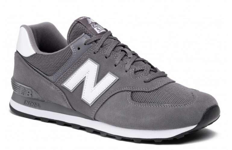 New Balance ML574 Herren Sneaker in Grau für 66€inkl. Versand (statt 74€)