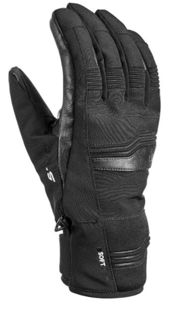 Leki Cerro S Ski Handschuhe in schwarz für 45,93€ inkl. Versand (statt 61€)