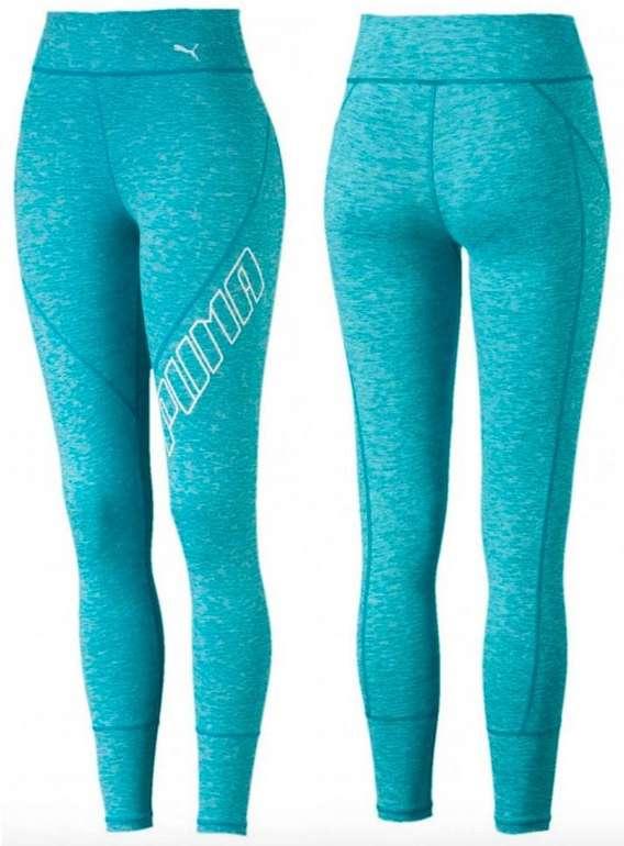 Puma Damen Yogini Logo 78 Tight Leggings für 21,25€ inkl.…