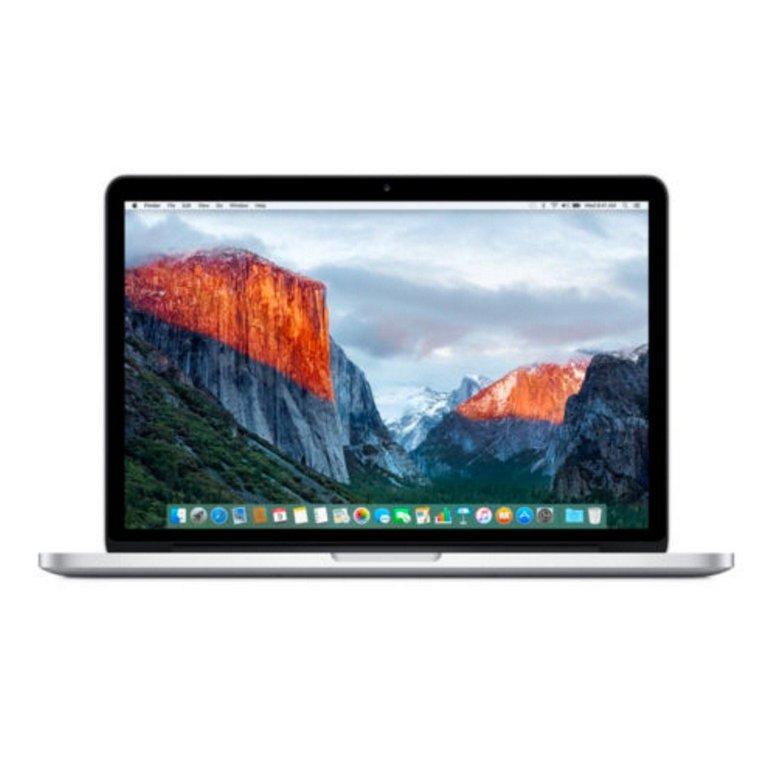 "MacBook Pro 13"" Retina (2,7GHz, 128GB SSD, 8GB RAM, 2015) für 838€ (B-Ware)"