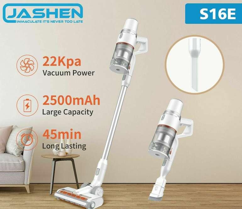 Jashen S16E Handstaubsauger (350W, 22Kpa) für 107,75€ inkl. Versand (statt 130€)