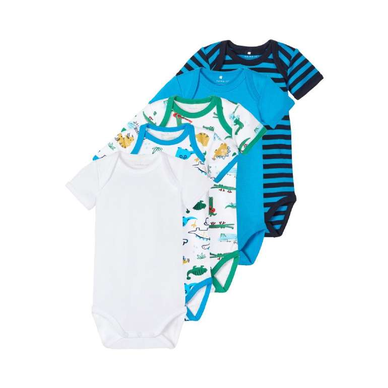 Name it Body Nbmbody Hawaiian Ocean (5er Pack) für 14,04€ inkl. Versand (statt 27€)