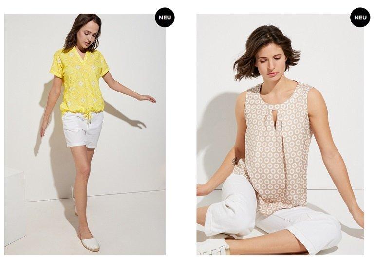 Eterna 20% auf Blusen & Blusenkleider
